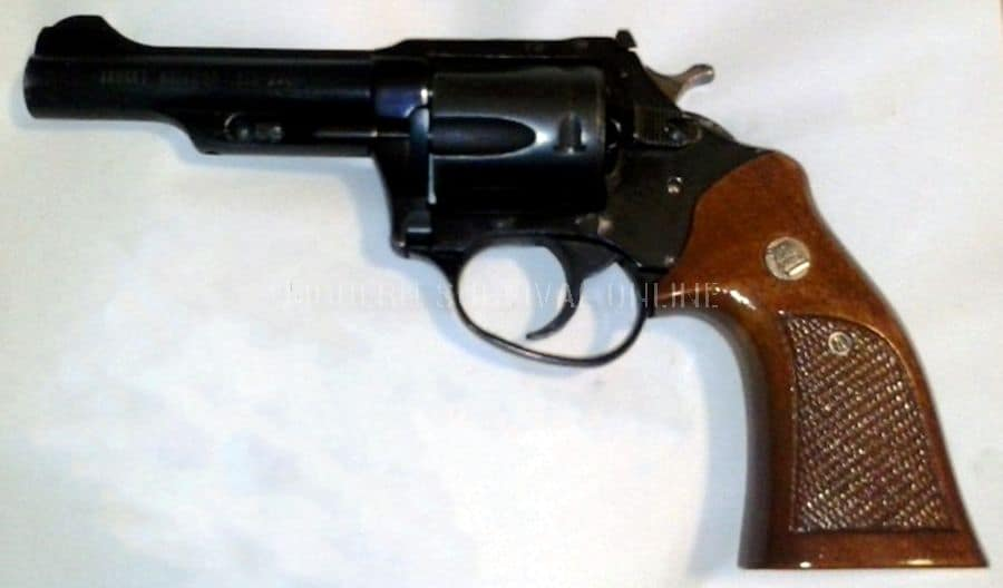authors 85 dollar Charter Arms Bulldog 357