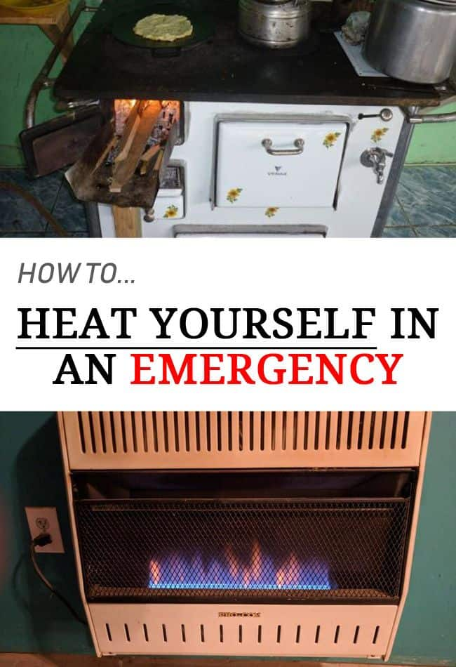 how to heat yourself pin