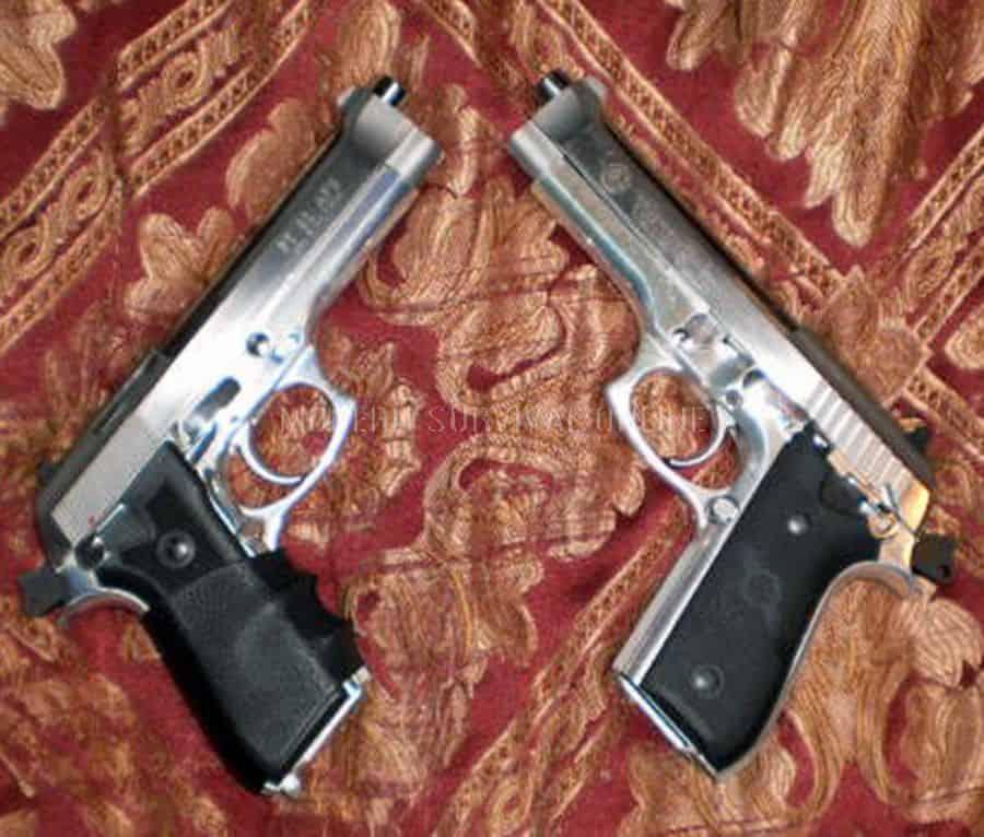 pair of Pt92s