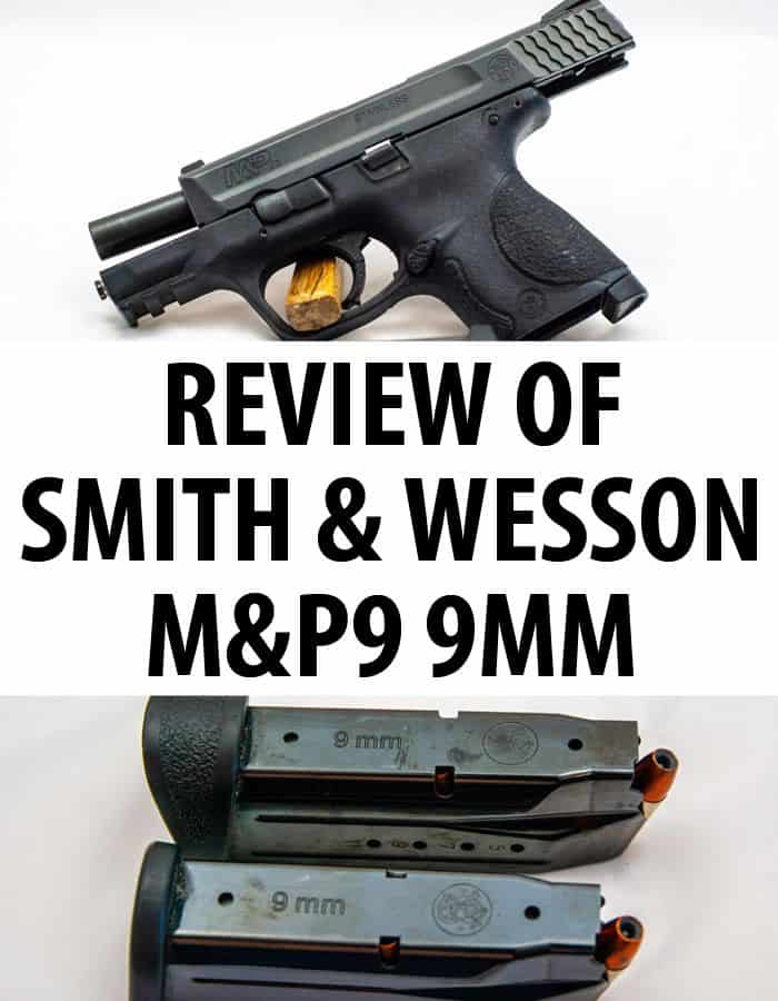 smith wesson 9mm review pin