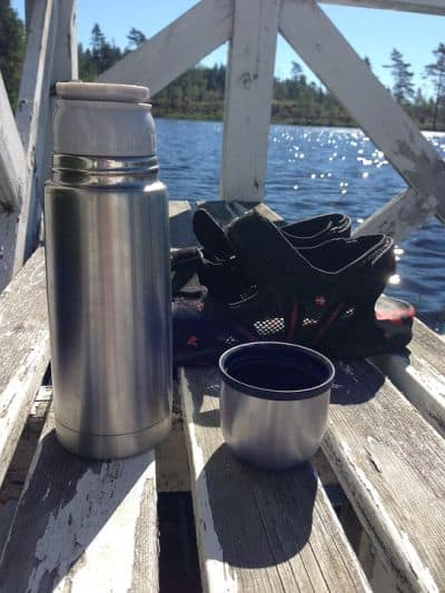 wide-mouth thermos
