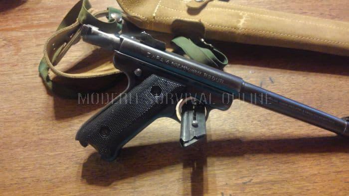 Ruger Mark I 22 LR 1