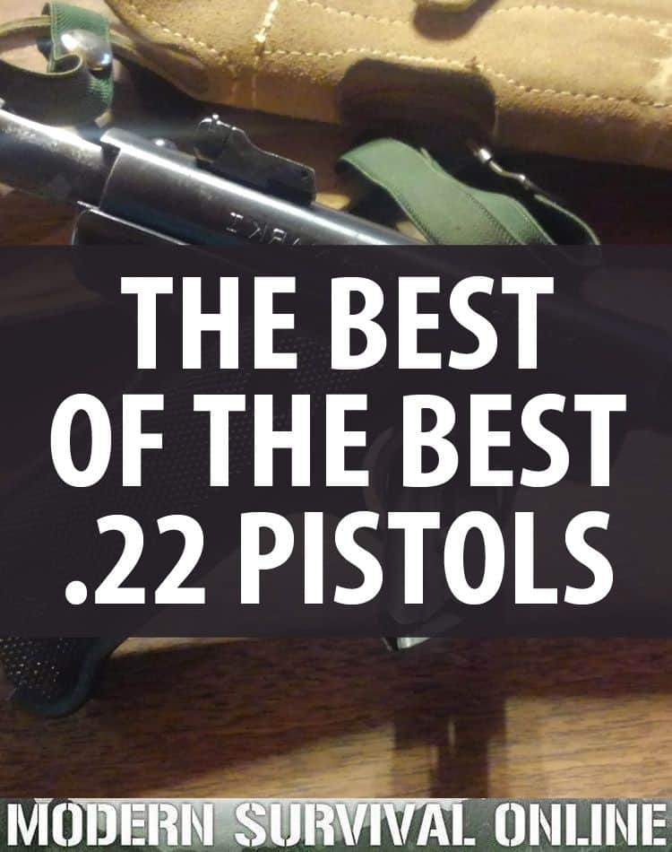 best 22 pistols pin