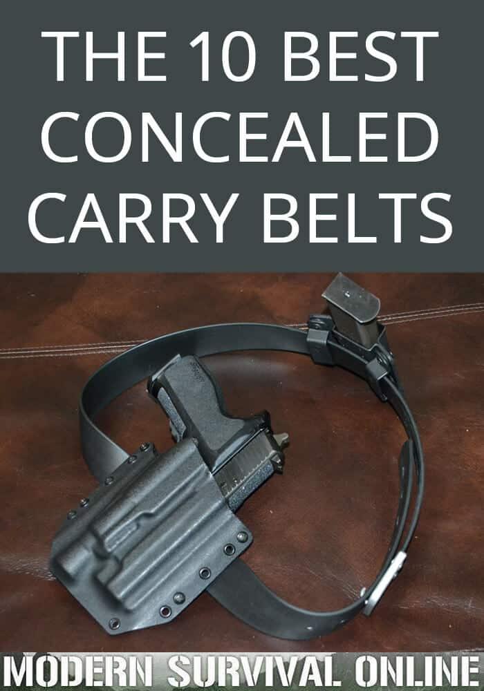 best concealed carry belt pinterest