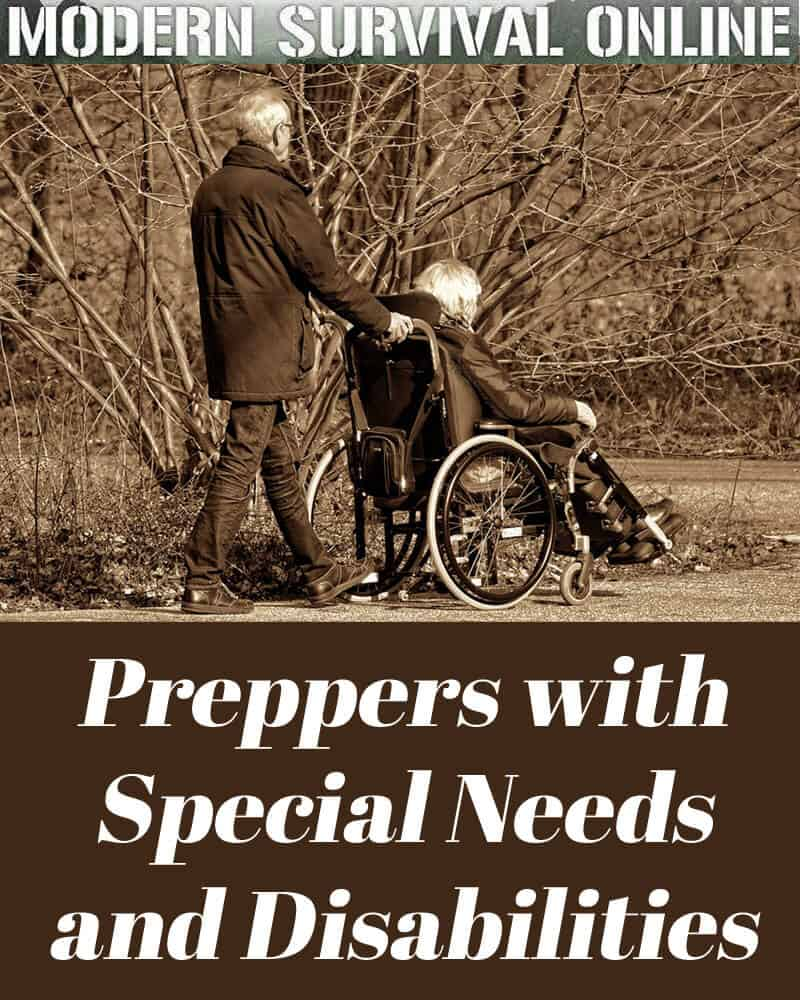 prepping with disabilities pin