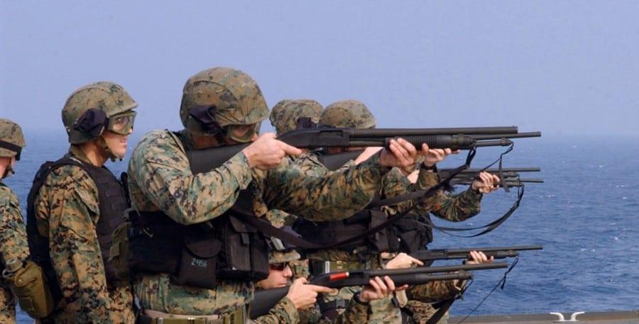 M500 shotguns