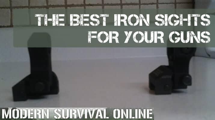 best iron sights main