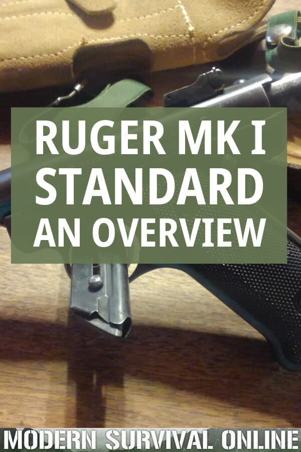 ruger mk I standard pin