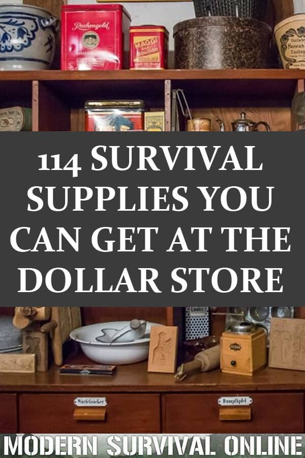 dollar store supplies pinterest