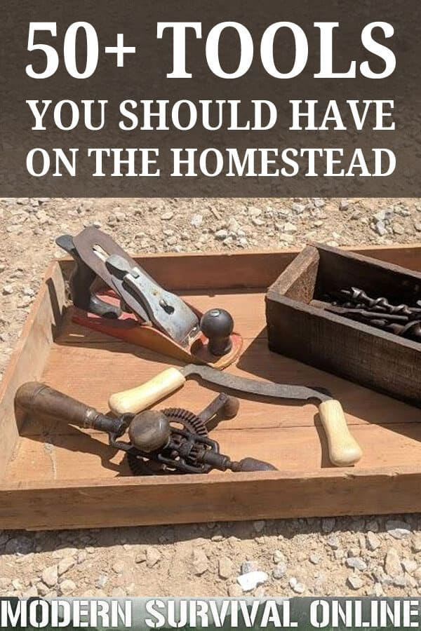 homesteading tools pinterest