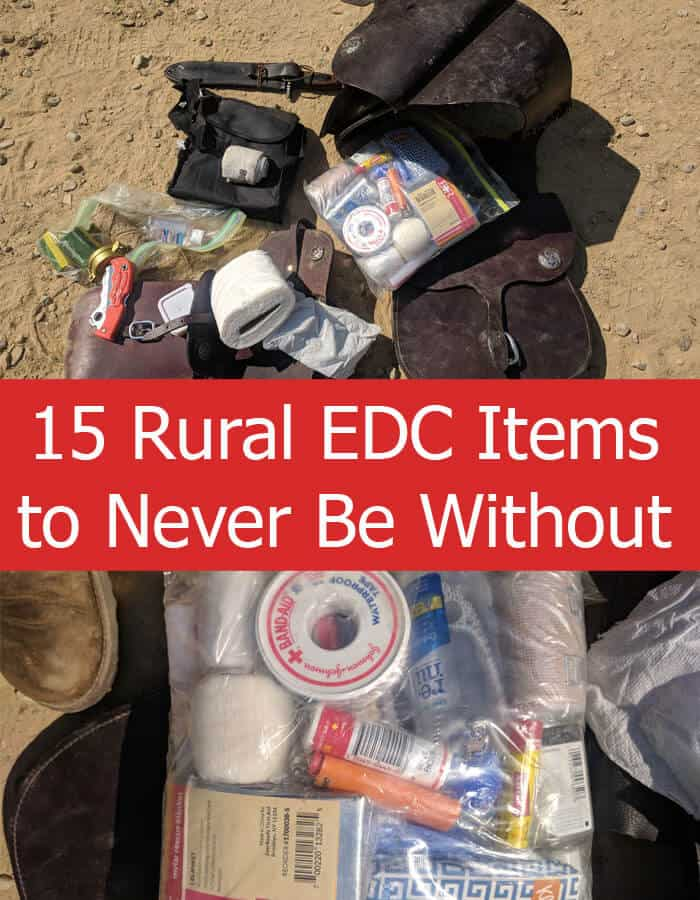 rural EDC items pin