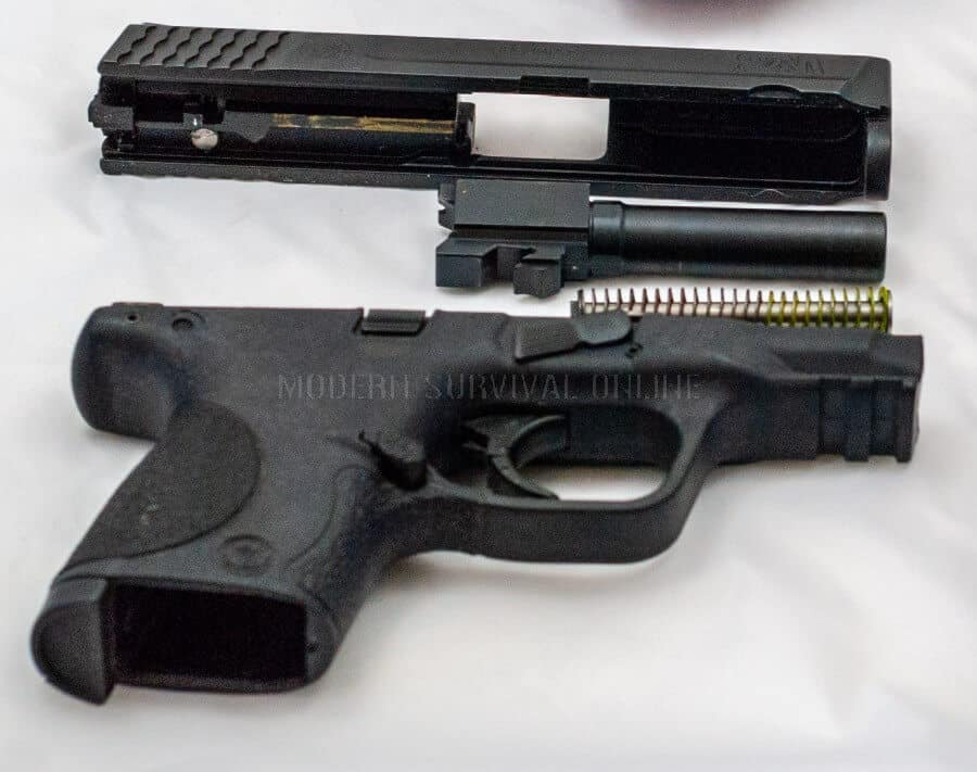 Smith & Wesson MP9 compact