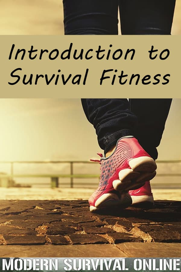 survival fitness intro pinterest
