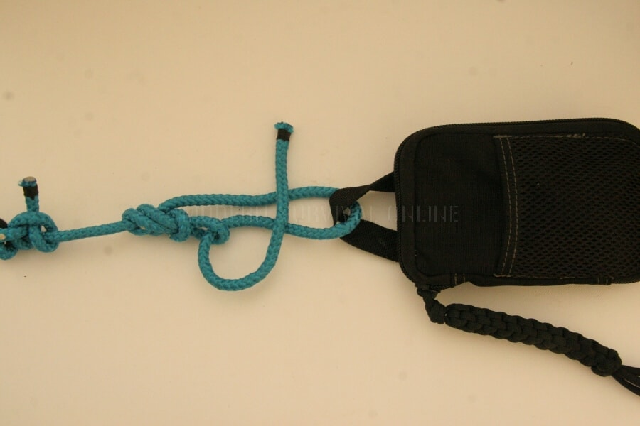 trucker hitch knot 5