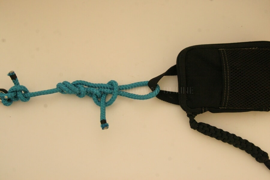 trucker hitch knot 7
