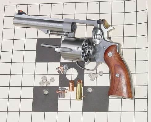 the Ruger Redhawk