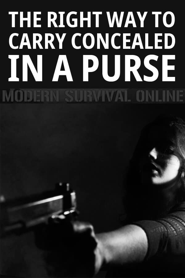 purse concealed carry pinterest
