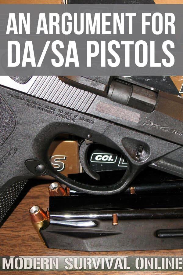da/sa pistols pinterest
