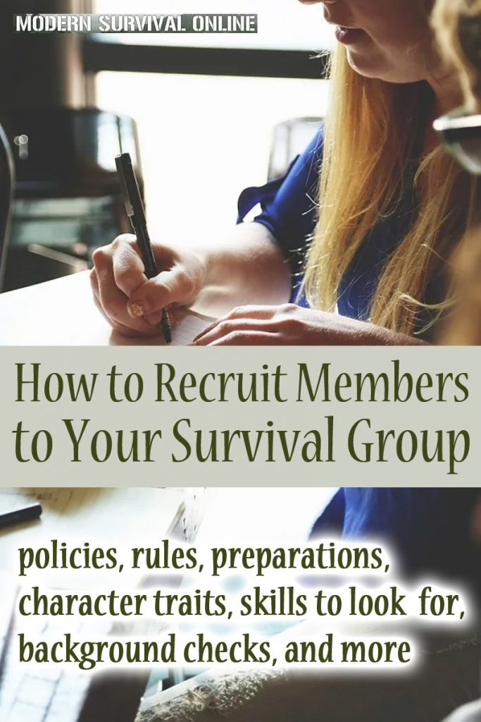 member recruiting pin
