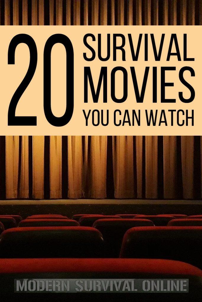 survival movies pinterest