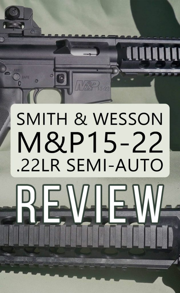 Smith Wesson M&P 15-22 pinterest