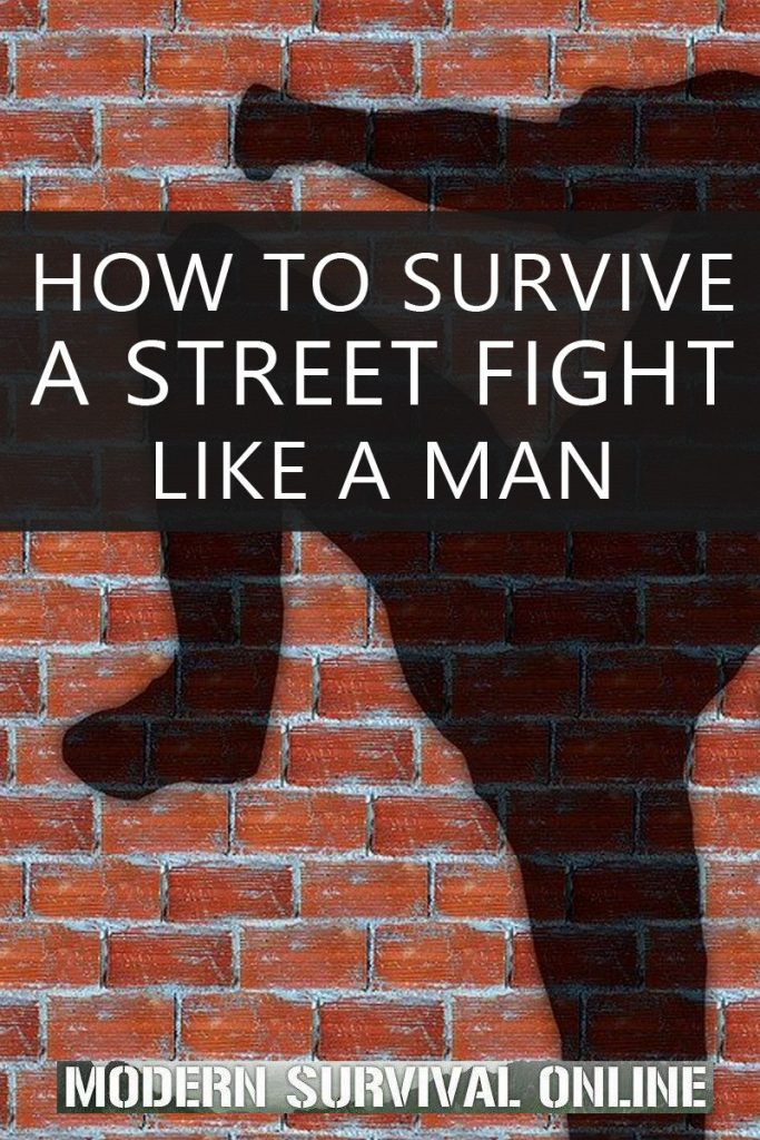 surviving a street fight Pinterest
