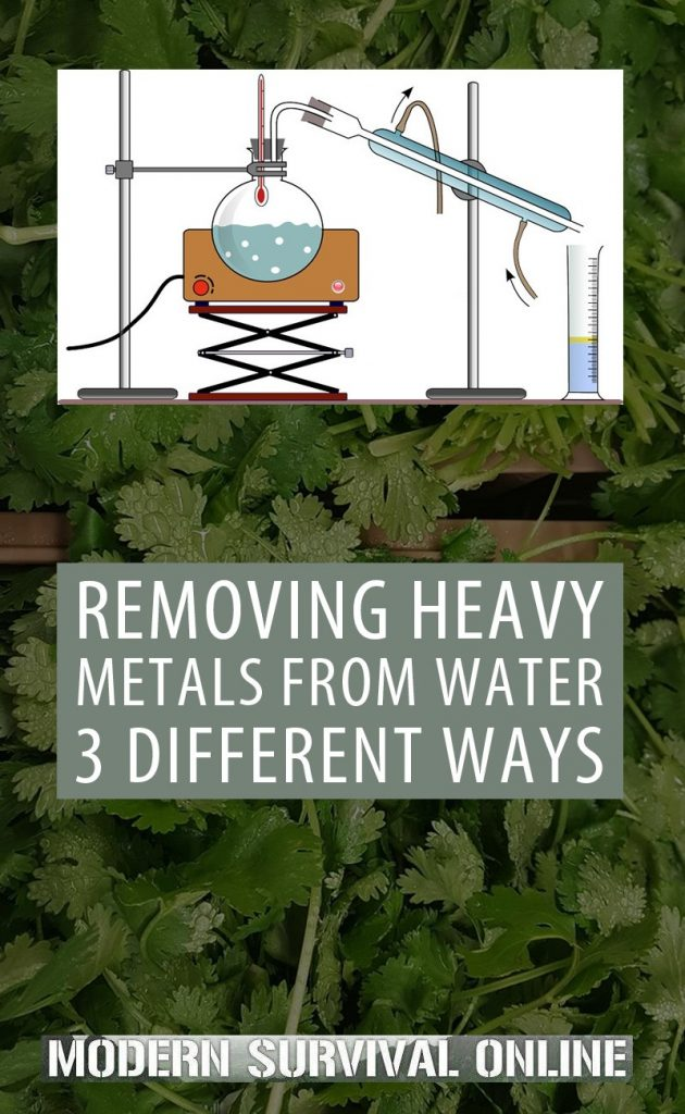 water heavy metals Pinterest