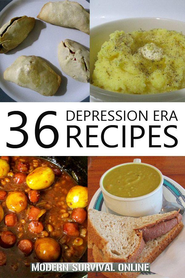 depression era recipes pinterest 2