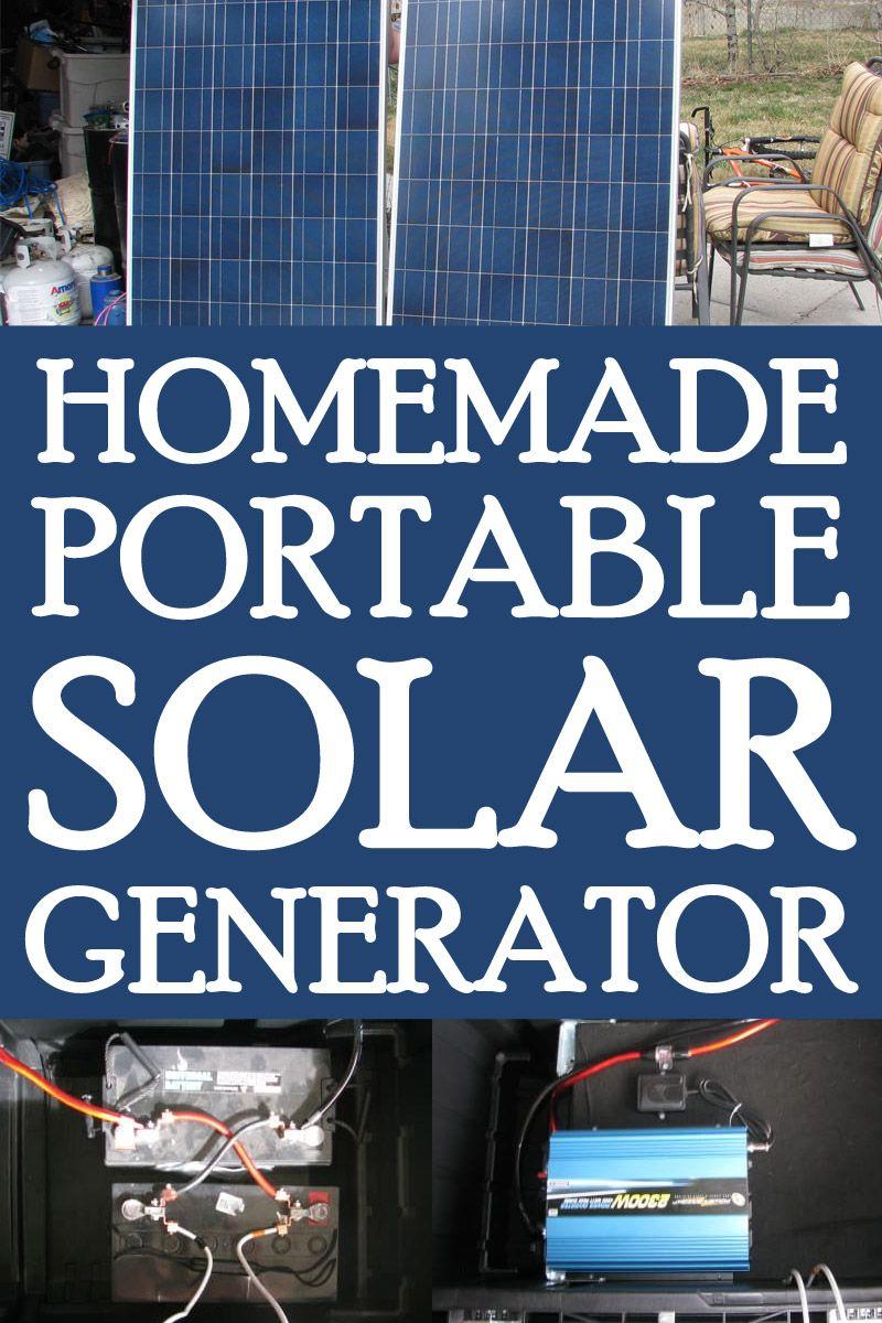 portable solar pinterest
