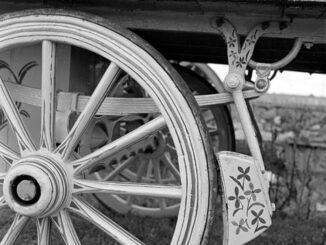 caravan wheel