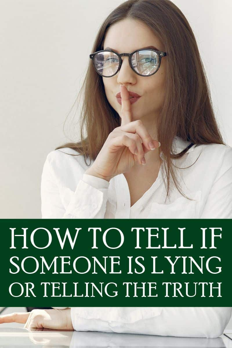 telling liars pinterest image