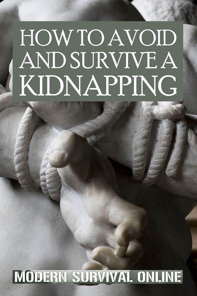 surviving a kidnapping pin