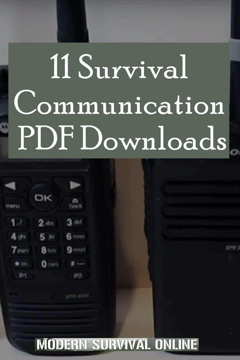 communications pin image