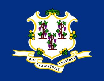 Connecticu flag
