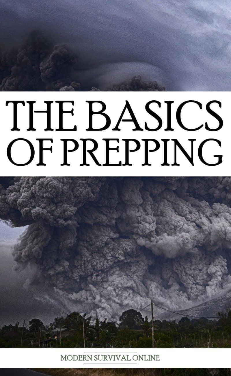 basics of prepping pinterest