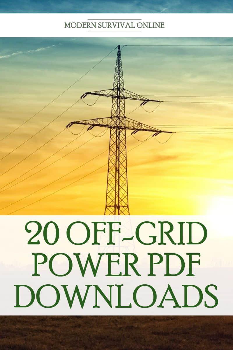 energy downloads Pinterest image