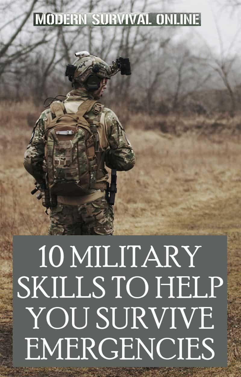 military skills pin image