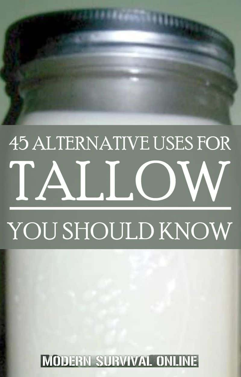 tallow uses pinterest pic
