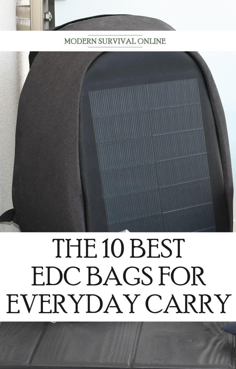 EDC bags pinterest image