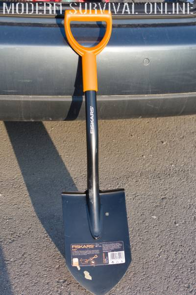 small non-folding shovel