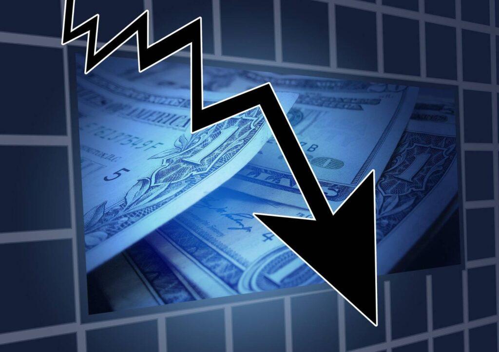 economic collapse dollar falling