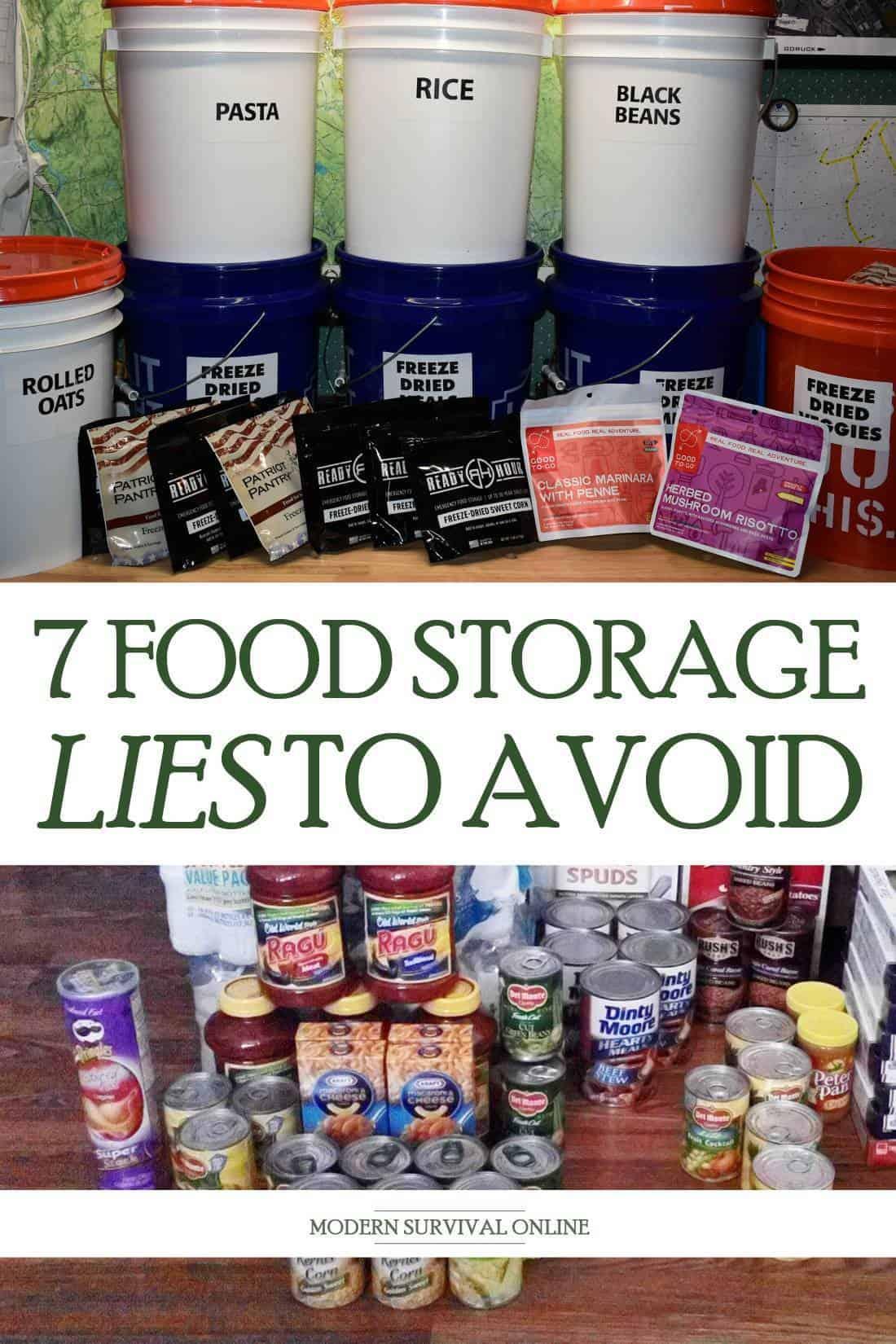 food storage lies pin image
