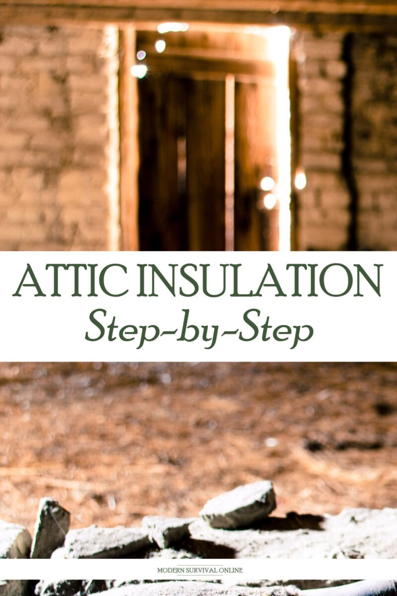 attic insulation pinterest